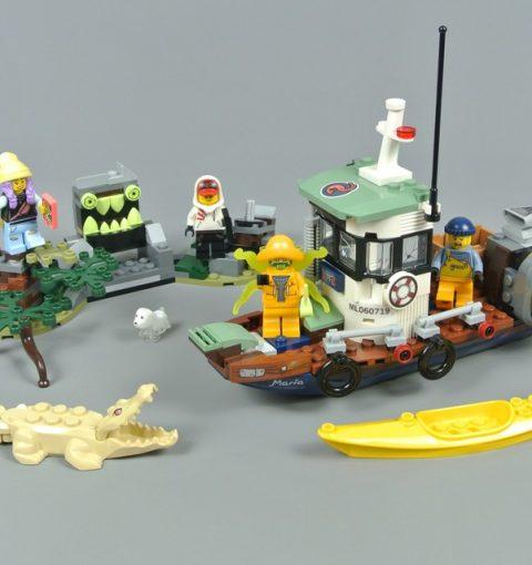 70419 Старый рыбацкий корабль
